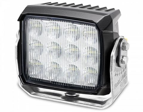 Light LED HEL Roklume380close range 24V+