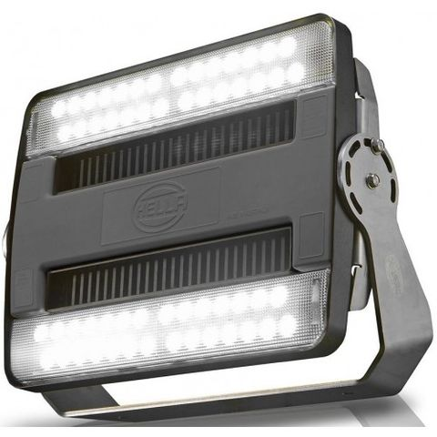 Light LED HEL Hypalume flood 9-33V 60W+