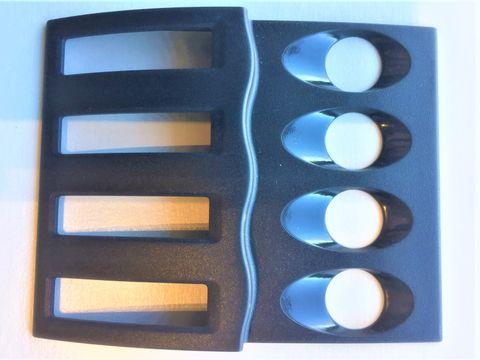 Moulding Contour for four CB module