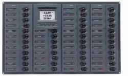 Distr panel DC44 hori digi meter +