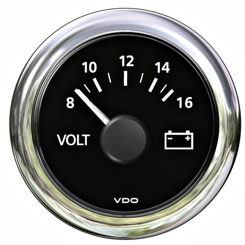 Voltmeter VLB 08-16V