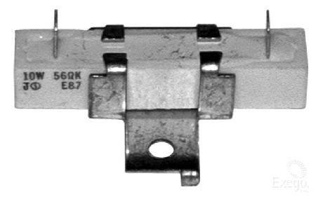 Excite resistor for alternator 10W