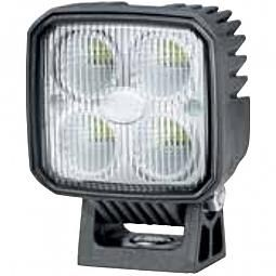 Light LED flood Q90 12/24V25W 1200LUMbk+