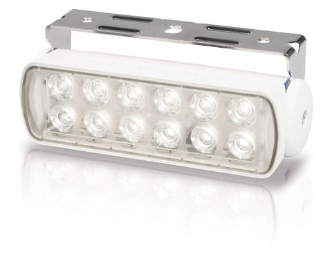 Light LED flood Sea Hawk 200 12/24V we+