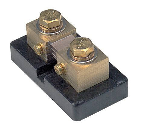 Shunt 450 A DC 50mV (additional)+
