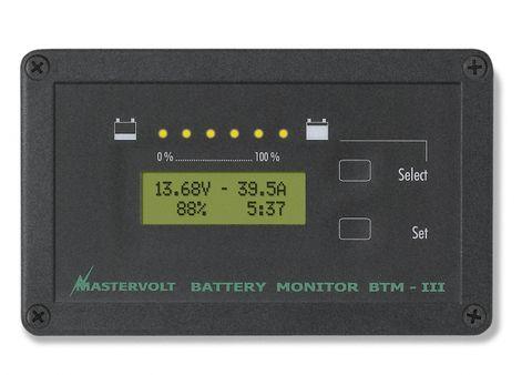 Battery monitor Mastervolt BTMIII +