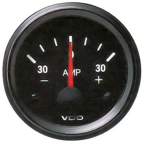 Ammeter CPV 30-0-30A no shunt reqd 12V