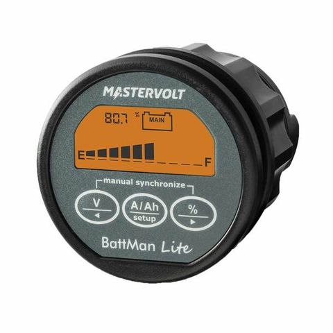 Battery monitor MV BattMan  Lite+