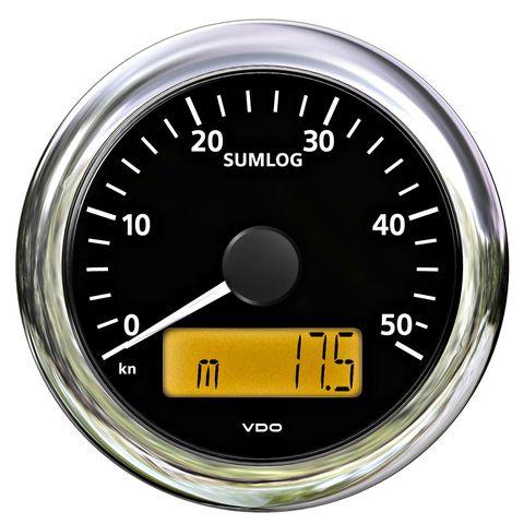 Sumlog VLB 85mm 12kn 12/24V