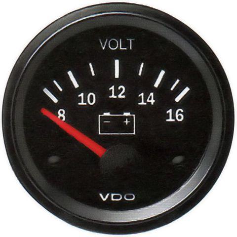 Voltmeter CPV 08-16V