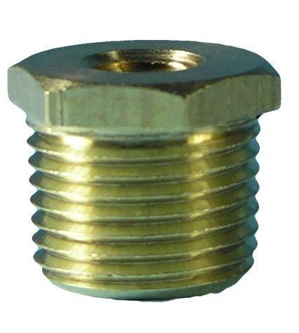 Adaptor A:M14 X 1.5: B:1/8-27NPTF