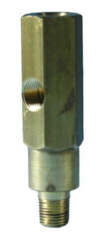 Adaptor T:M10:M10:1/8 NPT NLA