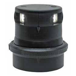 Light nav AQS34 LED masthead black hsng+