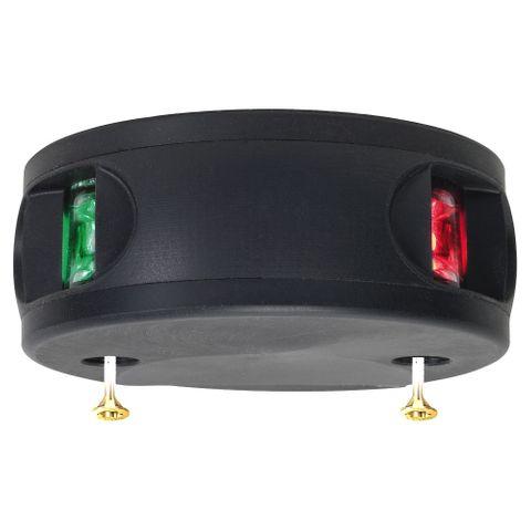 Light nav AQS34 LED bicolour black +