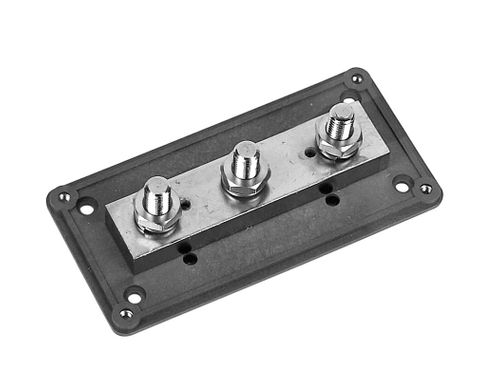 Buss Distribution 500A 3x10mm in housing
