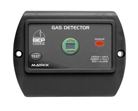 Gas Detector with built in sensor12/24V+