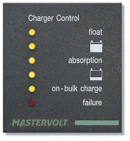Remote panel charge status MV Masterview