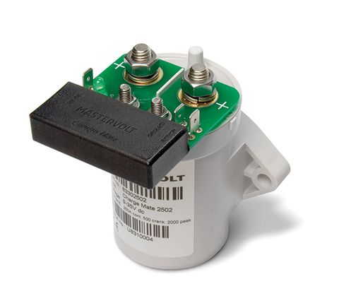 Relay VSR MV Charge Mate2502 500A12/24V
