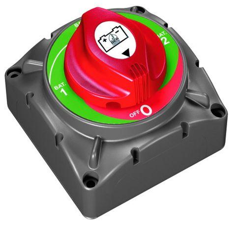 Switch battery 0-I-I+2-2 BEP500A