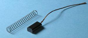 Brush for BOSCH alternator - spare part