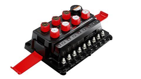 Battery hub smart BEP twin