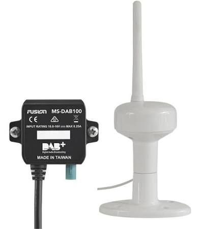 DAB module with active antenna+