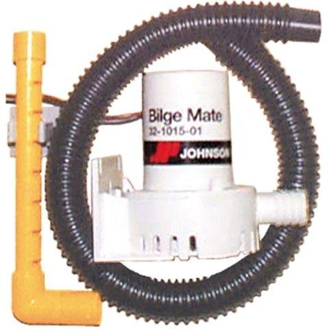 Esky aerator kit JOHNSON PUMP 12V+
