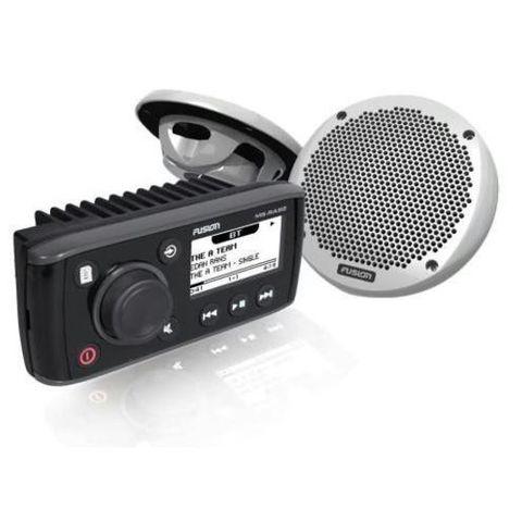 Stereo FUSION MSRA55 speakers combo kit#