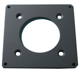 Mounting plate BEP 1way 95x95mm