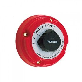 Switch battery 0-I-I+2-2 PERKO nodiscnn+