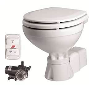 Toilet JOH Silent Electric Compact 12V#