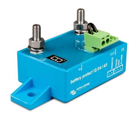 Battery alarm/cutout Victron 12V 40A+