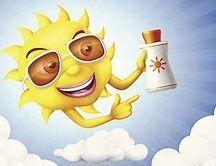 AQUACTIV SUN CREAM 100ML