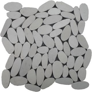 300x300 Cream SLICED Pebbles