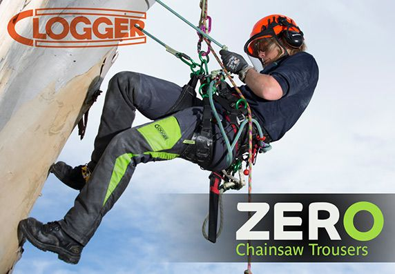 Clogger ZERO Chainsaw Trousers - XS to 3XL in Stock