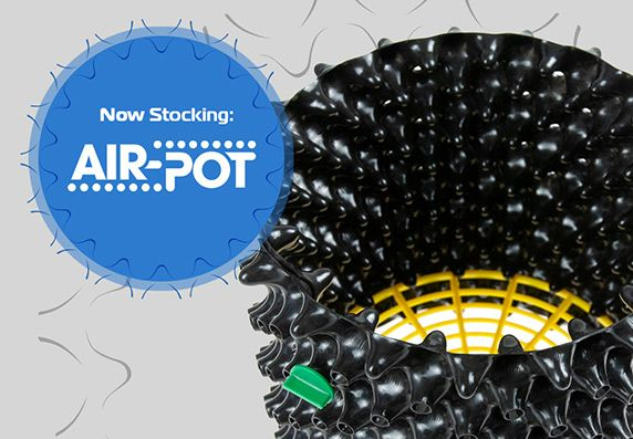 Now Stocking Air-Pot Root Pruning Tree Pot