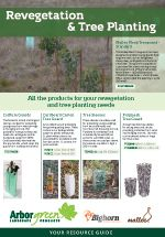Revegetation & Tree Planting