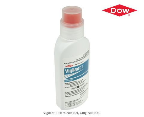 Vigilant Herbicide Gel - 240gm Bottle