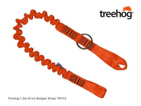 Treehog 1.3m Hi Vis Bungee Tool Strop