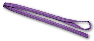 Treehog Purple Round Lifting Sling - 1 Tonne, 1m