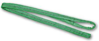 Treehog Green Round Lifting Sling - 2 Tonne, 2m