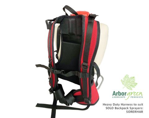 Heavy Duty Harness To Suit Solo Backpack Sprayers