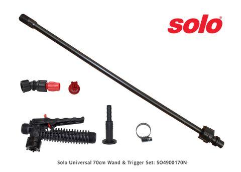 Solo Universal 70cm Wand & Trigger Set