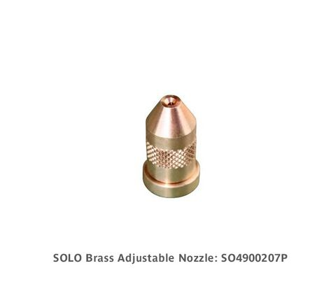SOLO Brass Adjustable Nozzle