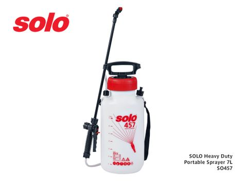 SOLO Heavy Duty Portable Sprayer 7L