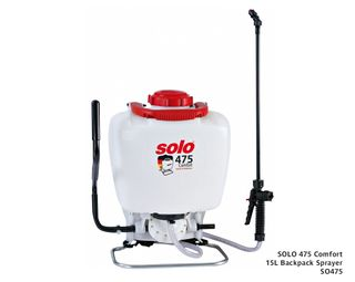 SOLO Knapsack Diaphragm Sprayer 15L