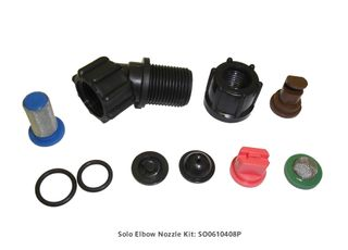 Solo Elbow Nozzle Kit (was SO4900448)
