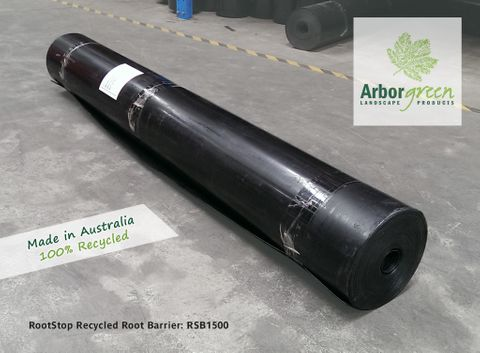 RootStop Recycled Root Barrier