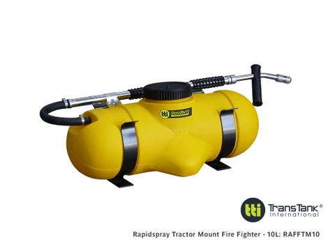 Rapidspray Tractor Mount Fire Fighter - 10L