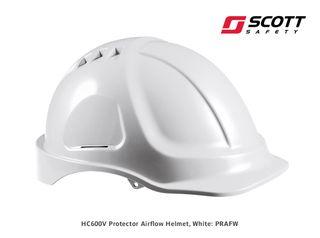 AIRFLOW Helmet – White